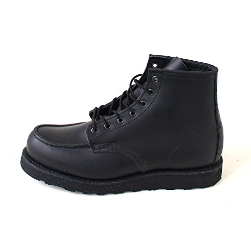 Red Wing Shoes , Bottes Chukka homme Schwarz (black chrome)