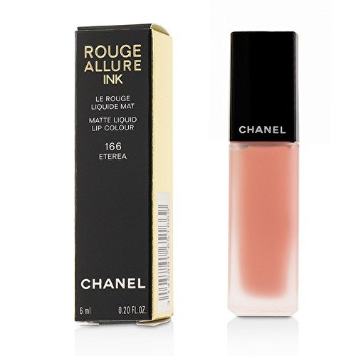 CHANEL ROUGE ALLURE INK ROSSETTO LIQUIDO EFFETTO MAT. Rossetto mat 6 ml 166 ETEREA