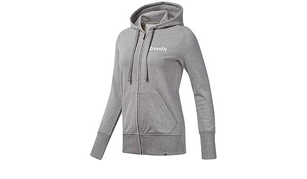 Reebok Crossfit Zip Trainingsjacke Damen: : Sport