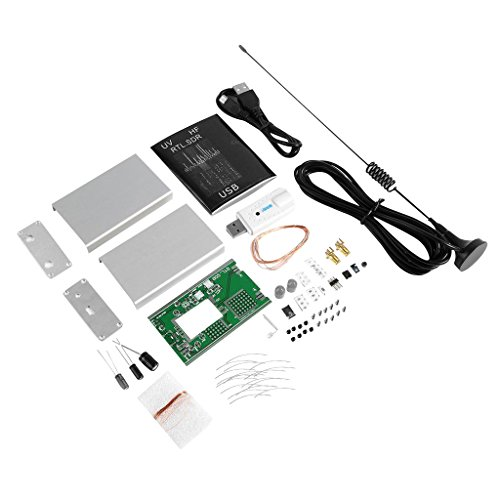 Am-antenne Kit (MagiDeal UV-HF RTL. SDR Radio USB Tuner Receiver – CW FM 100 khz-1.7ghz Full Band RTL-SDR Receiver mit Antenne Diy Kits)