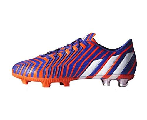 adidas - Predator Instinct Firm Ground, Scarpe da calcio da uomo Rosso