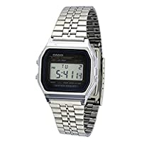 Casio Casual Watch Digital Display Quartz for Men A-159WA-N1