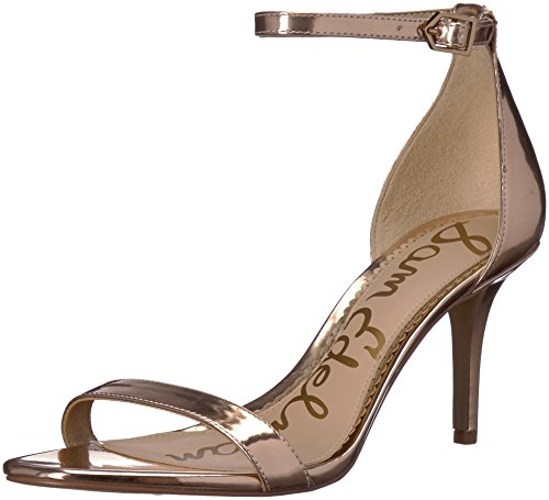 Sam Edelman Patti, Escarpins femme Or (Rose Gold Liquid Metallic)