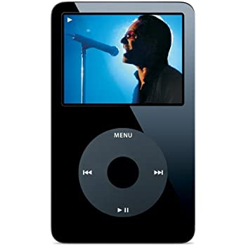 Apple iPod Video MP3-Player 30 GB (5. Generation) schwarz