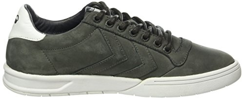 Hummel Hml Stadil Winter Low Sneaker, Baskets Basses Mixte Adulte Gris (Beluga)