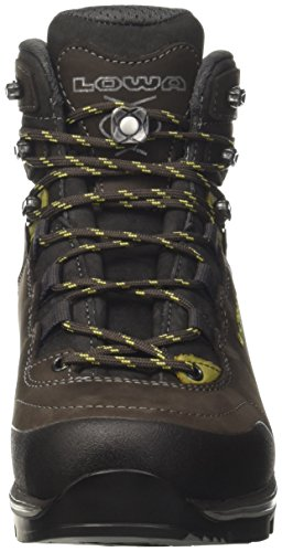 Lowa Damen Lady Light Gtx Wanderstiefel Braun (Schiefer/kiwi)