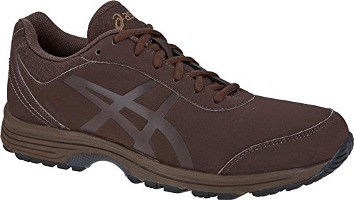 ASICS Damen Walkingschuh Gel Nebraska W braun