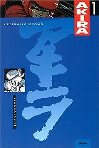 Akira Edition simple L'Autoroute