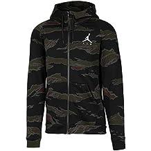 Nike Jordan Jumpman Fleece Camo - Talla 2XL - Sudadera Com Capucha Full-Zip para