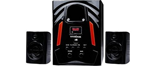 Krisons 2.1 Jazz Bluetooth Home Theater