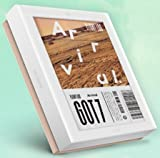 GOT7 - FLIGHT LOG: ARRIVAL (Random Version+Log book)+GOT7 1st Japan Tour 2014 AROUND THE WORLD in MAKUHARI MESSE(F.LTD) [+Autograph doubleside polaroidcard 1pcs][+official folded poster][+postcard][+sticker]