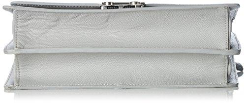Picard Damen Soho Clutches, 24x17x7 cm Grau (Kiesel)