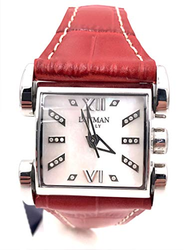 LOCMAN Latin Lover 615 Euro ref506 Mother of Pearl dial with Diamonds