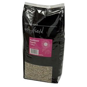 Mayfield Sunflower Hearts Wild Bird Food 1.8kg
