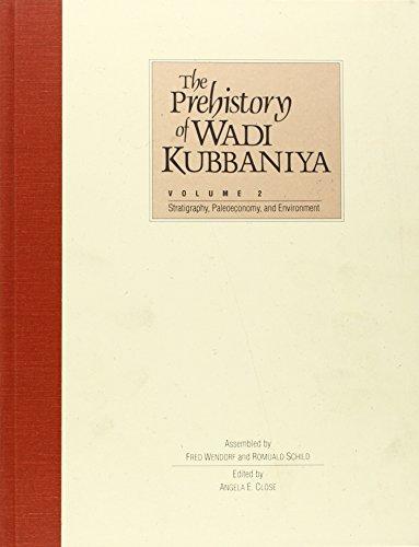 United Methodist Set (The Prehistory of Wadi Kubbaniya (Vol 2 and Vol 3))