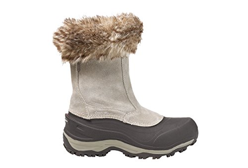 Eddie Bauer Damen Snowfoil Outdoorstiefelette Beige