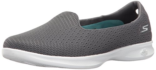 Skechers Performance Go Step Lite Origin Charcoal