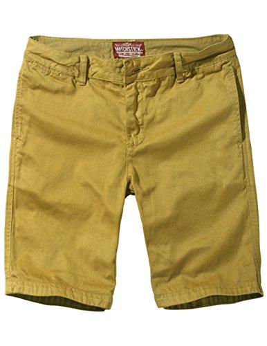 Match-Pantalon Court-S3641-Homme Kaki clair
