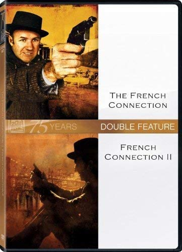 French Connection, The / French Connection Ii, The Double Feature by William Friedkin