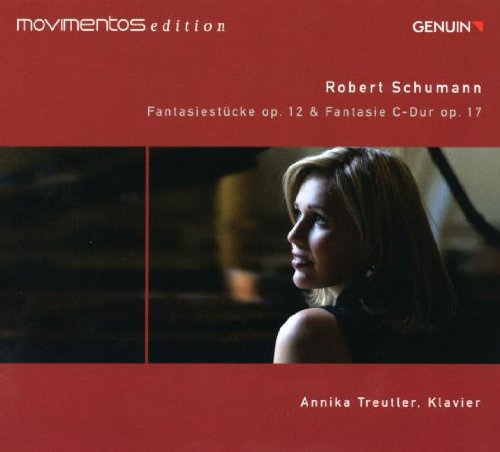Movimentos Edition: Fantasiestücke Op.12/Fantasie Op.17