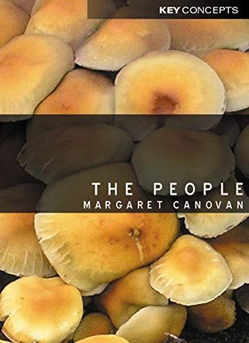 The People (Key Concepts) por Margaret Canovan