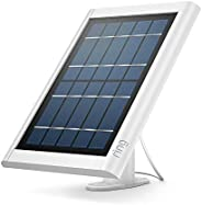 Ring zonnepaneel voor Spotlight Cam Battery en Stick Up Cam Battery, Wit