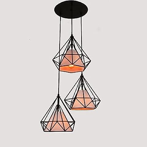 Fx@ 40W Campestre Mini Estilo Pintura Metal Lámparas Colgantes Comedor / Habitación de estudio/Oficina / Habitación de Juego / Garaje ,
