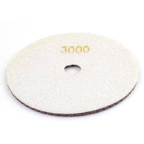 Sourcingmap, a13112000ux0323, 4,9 centimetri di diametro, 3000 Grit rettifica diamante