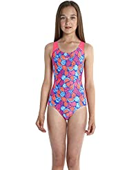 Speedo Girls Endurance + Fruit Cocktail Allover Splashback - 30""