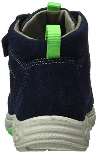 Ricosta Scott, Sneakers basses garçon Blau (nautic/ozean 188)