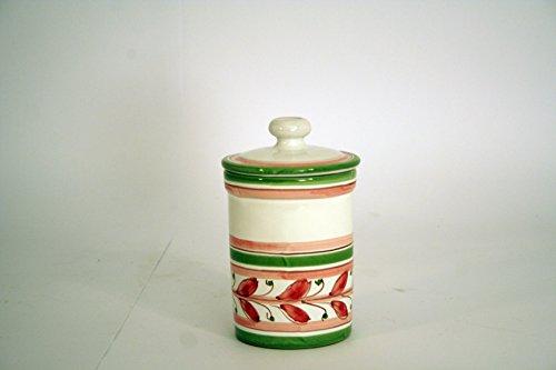Zoom IMG-2 set 3 barattoli in ceramica