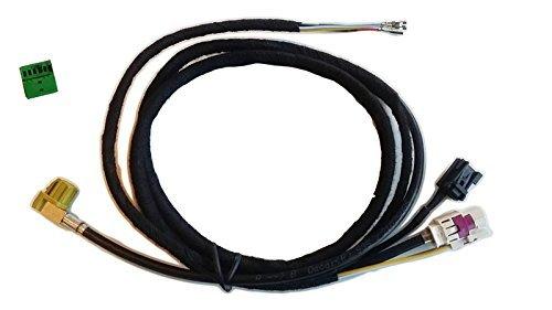 Nachrstkabel-USB-und-AUX-fr-MIB-Radios-und-Navis-Plug-Play