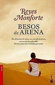 Besos de arena par Reyes Monforte