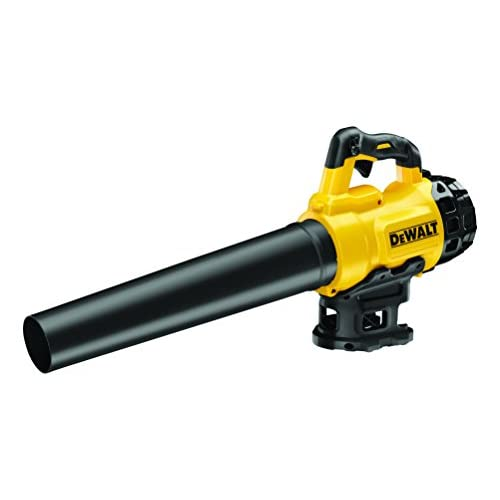 Dewalt Battery Blower/Leaf Blower (18 V, 5.0 Ah Brushless, 145 km/h Air Speed, Low Noise Design, for Continuous…