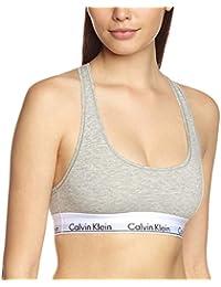Calvin Klein Underwear - Soutien-Gorge de Sport - Brassière - Uni - Femme