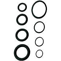BGS Junta tórica de surtido XXL, diámetro 18–50mm, 285piezas, 1pieza, 8105