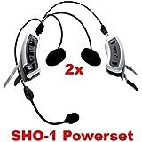 Cardo scala rider sHO - 1 power set