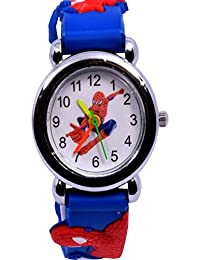 VITREND Latest Model Analogue Round Multicolour Dial Boy's and Girl's Watch