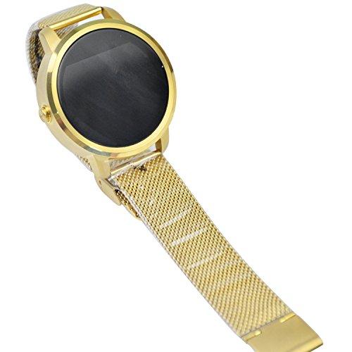 Fitness Tracker / Fitness Tracker Bestseller / Fitness Armband Pulsmesser / Schrittzähler Armband Handy / Handy-Uhr für Kinder Damen AUYY88, Fernbedienung / Schrittzähler