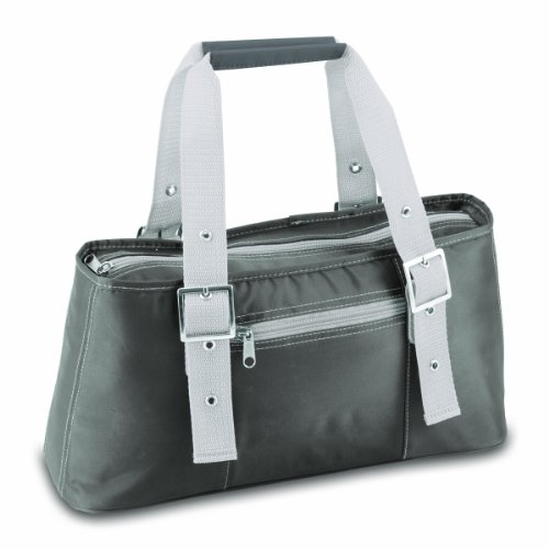 picnic-time-alexis-insulated-lunch-wine-tote-gray