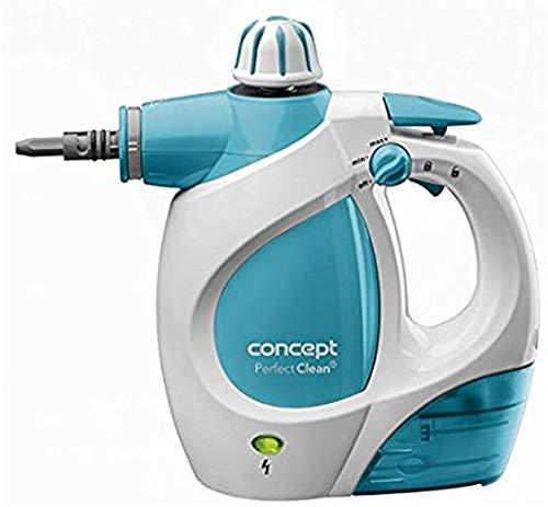 Concept Elettrodomestici Perfect Clean Pulitore, 2200 W, 0.4 Litri, Bianco, 1200, Plastica