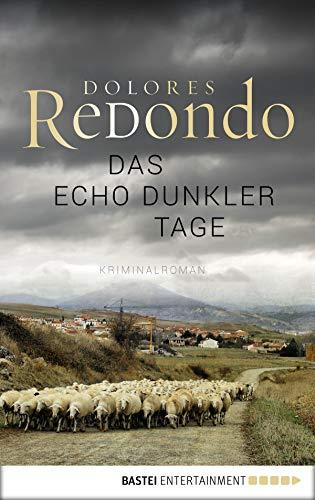Das Echo dunkler Tage: Kriminalroman (Baztan-Trilogie 1) (German ...