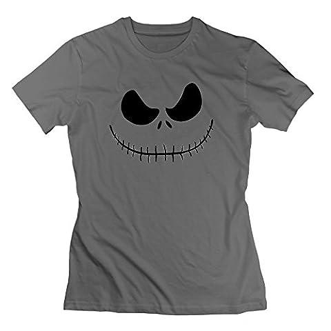 Nana-Custom Tees - T-shirt - Femme - Noir - L