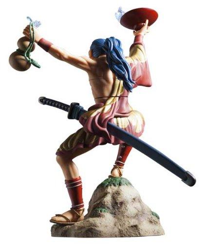 Door Painting Collection Figure - ONE PIECE DX Buggy Samurai Ver. (PVC Figure) (japan import) 5