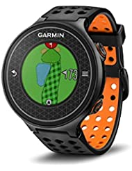 Garmin 010-01195-02 Golf-Uhr Approach S6 schwarz/orange