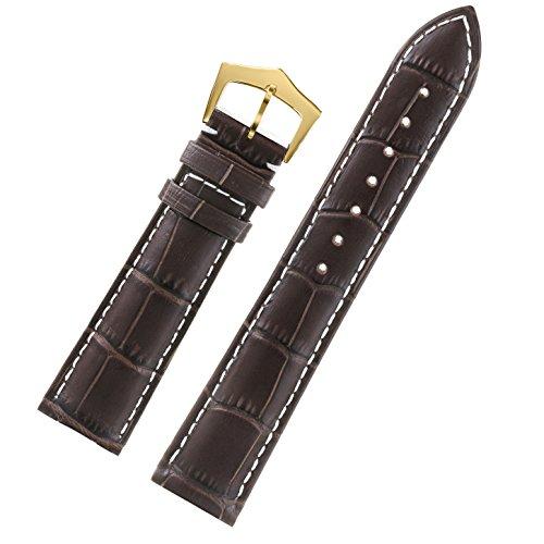 18mm-correa-de-reloj-super-cuero-genuino-de-vaca-patron-rectangular-de-color-marron-oscuro-broche-de
