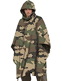 Poncho ripstop camouflage CE - Miltec