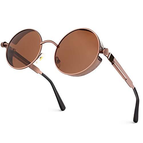 Gafas de sol polarizadas para hombre retro
