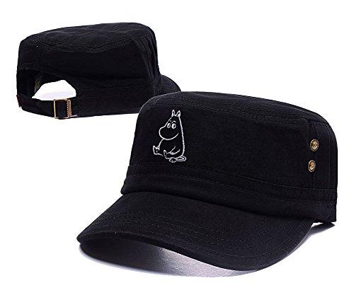 sianda-moomin-valley-logo-army-cap-stickerei-military-corps-hat