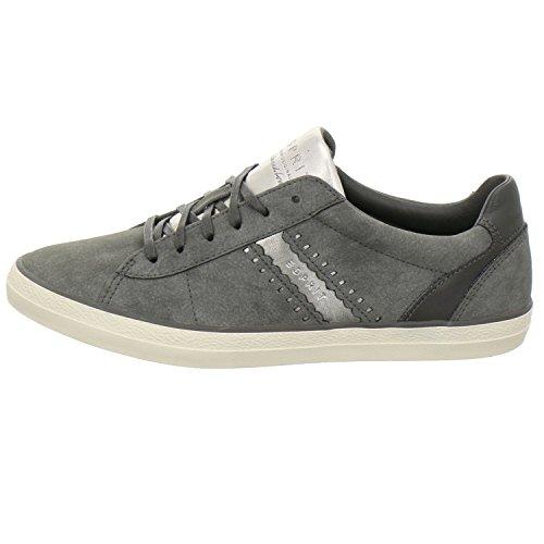 ESPRIT  077ek1w005/015, Chaussures de ville à lacets pour femme Gris